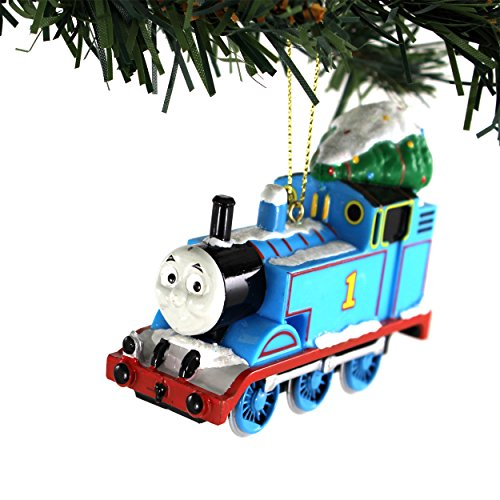 Thomas Train Kurt Adler Ornament Gift Boxed (Thomas Tree)