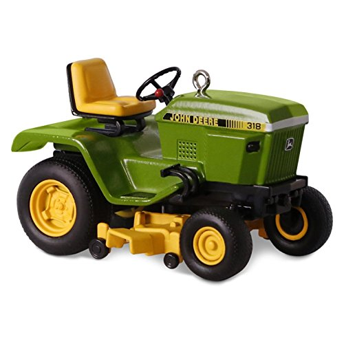 Hallmark Keepsake Ornament – John Deere Tractor – Riding Mower