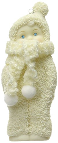 "Department 56 Snowbabies ""Heartwarming Wishes"" Figurine Ornament #56.69245"