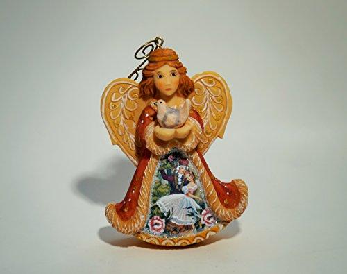 G. Debrekht Angel Ornament, 4.5″