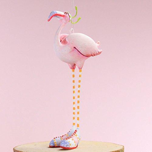 Patience Brewster Home Decor Mini Sheila Flamingo Ornament 31003