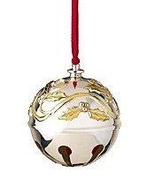 Lenox Silver Plate 2008 Annual Sleighbell Christmas Ornament Sleigh Bell