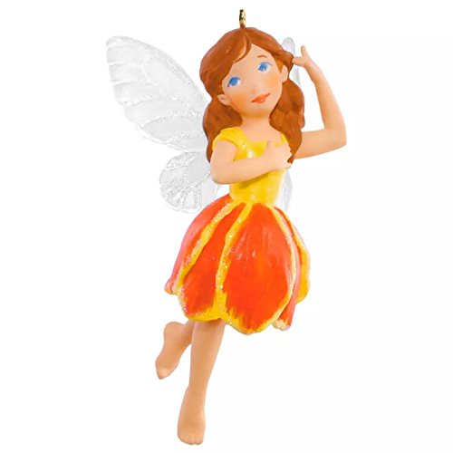 Hallmark Keepsake Ornament – Fairy Messenger #12 – Tulip