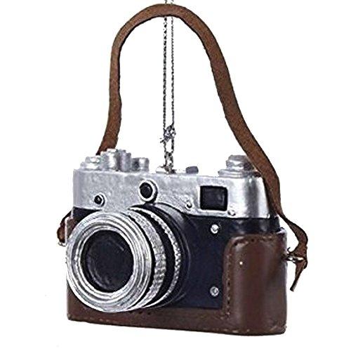 Classic Camera Ornament A1531-A Kurt Adler