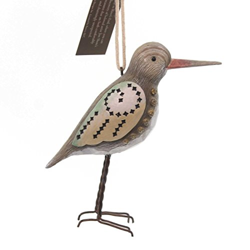 Enesco River's End by Jim Shore Sandpiper Ornament
