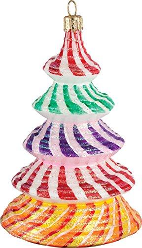 Glitterazzi Lollypop Tree Ornament by Joy to the World