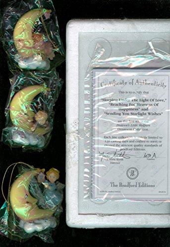 1995 Christmas Ornament Bradford Exchange Edition XMAS