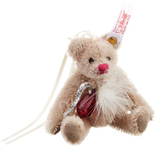 Florentine Teddy Bear Ornament