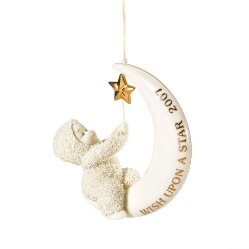 Department 56 Snowbabies Celebrations Wish Upon A Star 2007 Ornament