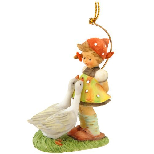 Goose Girl Hummel Ornament by Goose Girl Hummel Ornament …