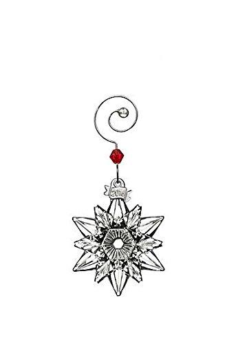 Waterford 2016 Mini Snowflake Ornament