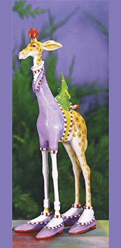 Patience Brewster Jambo! Animals Collection, George the Giraffe Ornament