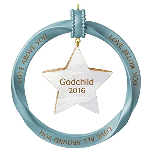 Hallmark Keepsake Ornament – Godchild