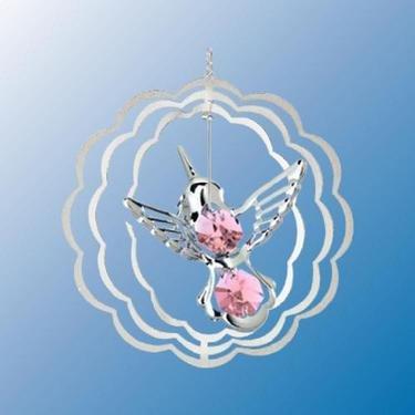 Charm Hummingbird Circle