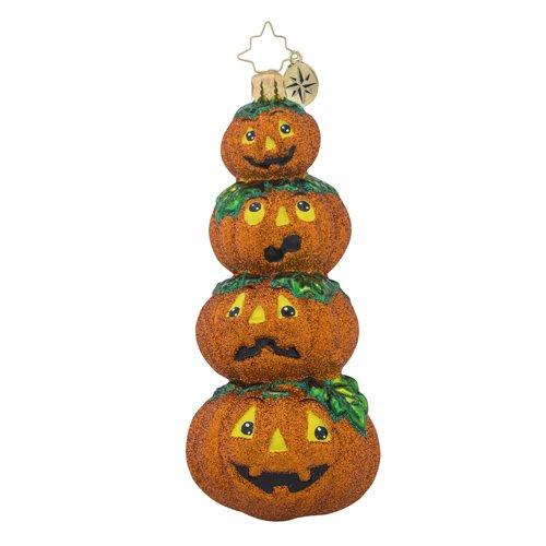 Christopher Radko Mashing Pumpkins Halloween Christmas Ornament