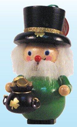 Irish Man Steinbach Wood Christmas Tree Ornament