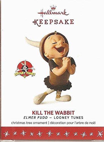 2016 Hallmark Keepsake Ornament Kill The Wabbit Elmer Fudd – Looney Tunes Limited Edition