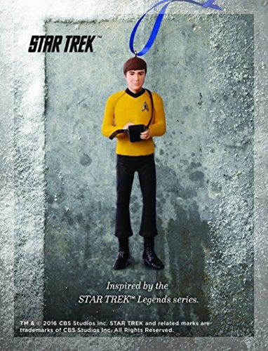 2016 Hallmark Keepsake Ornament Limited Edition – Ensign Pavel Chekov- Star Trek Legends