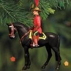 Breyer RCMP Musical Ride Ornament by Reeves (Breyer) Int'l