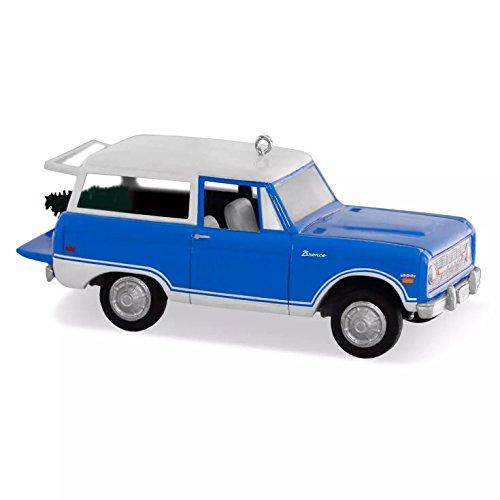 Hallmark Keepsake Ornament – All-American Trucks #22 '70 Ford Bronco