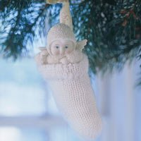 Dept 56 Snowbabies **A Baby in My Stocking** 69231