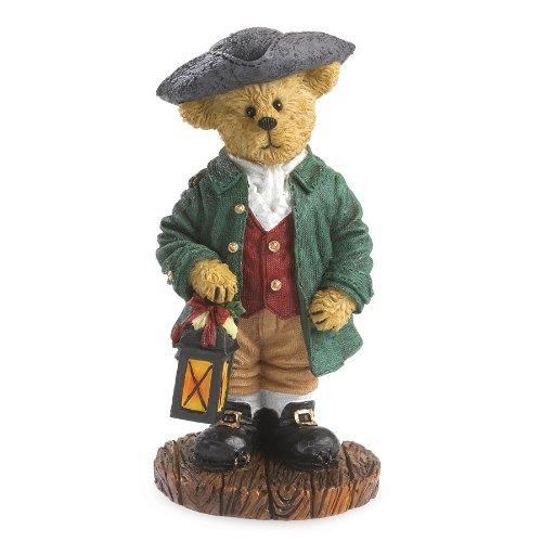 Enesco Boyds Williamsburg Williamsburg Boy Bear Figurine