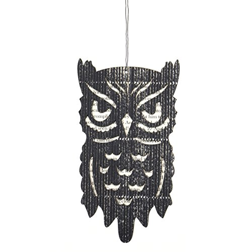 Sage & Co. FAO20123BK Owl Ornament (24 Pack)