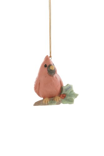 """Precious Moments """"May Peace, Hope And Love Shine Throughout The Year"""", Christmas Ornament"""