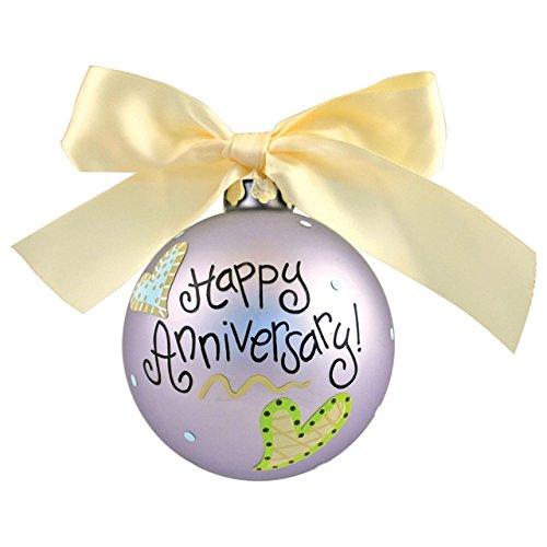 Happy Anniversary Ornament