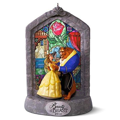 Hallmark Keepsake Ornament – Beauty & The Beast (25th Anniversary)