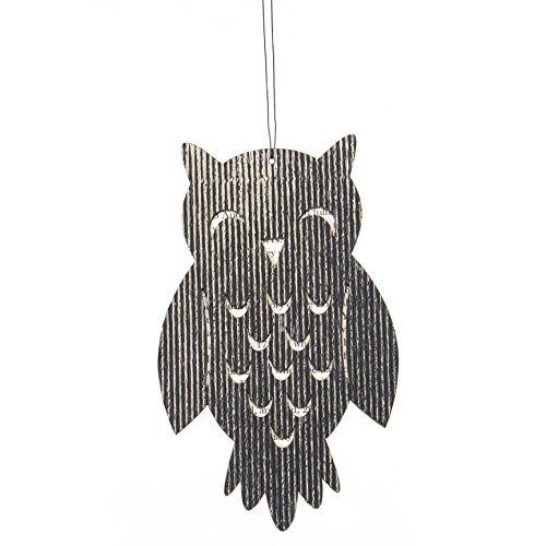 Sage & Co. FAO20124BK Owl Ornament (24 Pack)