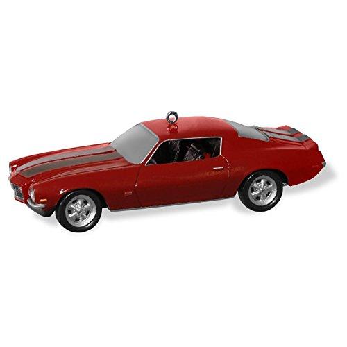 Hallmark Keepsake Ornament – Classic American Cars #26 '70 Camaro Z28