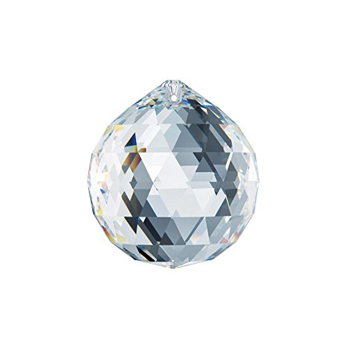 60mm Swarovski Strass Clear Crystal Ball Prisms 8558-60
