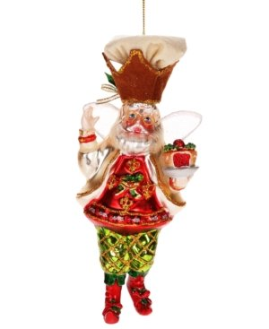 Mark Roberts King of The Kitchen Fairy Ornament