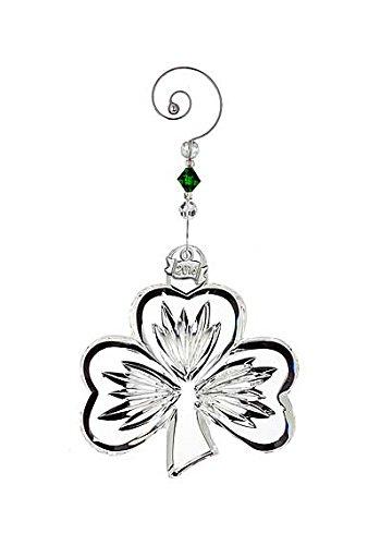 Waterford 2016 Shamrock Ornament