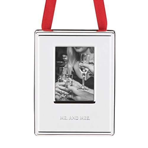 Kate Spade Darling Point Picture Frame, Mr. and Mrs.