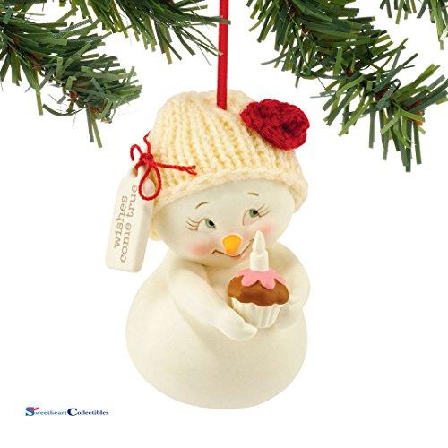Department 56 Snowpinions Wishes Come True Ornament 3″