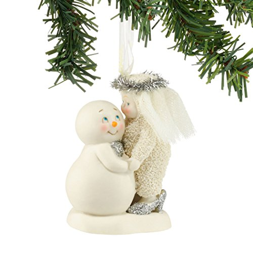 Snowbabies Department 56 Dream Collection You Were Made for Me Ornament, 3.07″