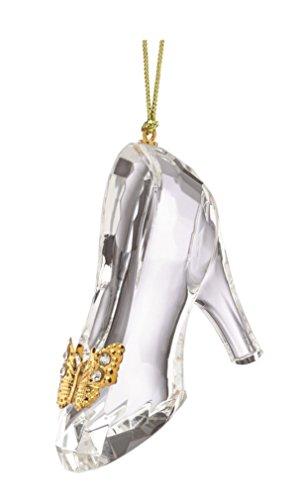Lenox 2016 Cinderella's Shoe Ornament