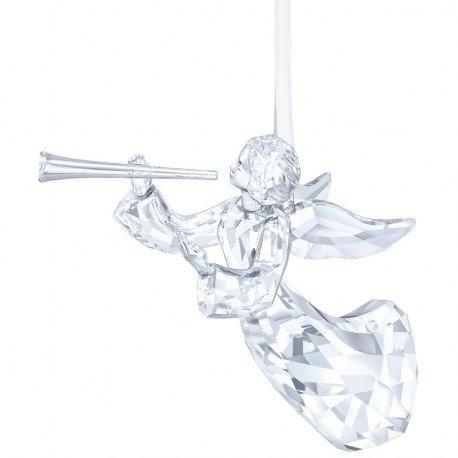 Swarovski Angel Christmas Ornament
