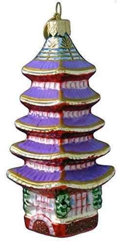 5-Storied Japanese Pagoda
