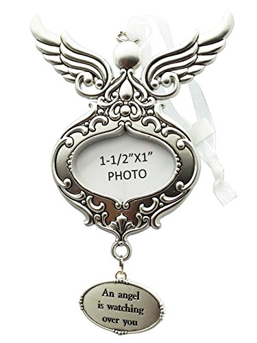 An Angel Is Watching Over You Angel Picture Frame Ornament – By Ganz