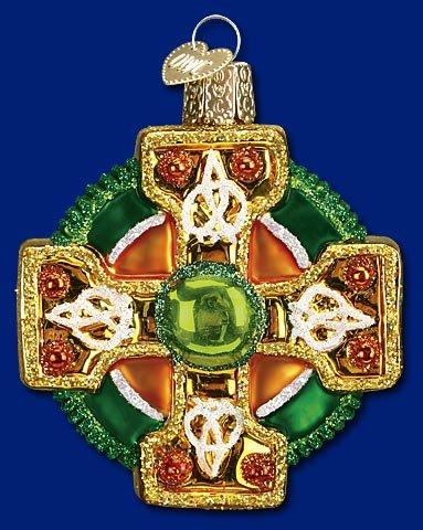 Old World Christmas-Celtic Cross