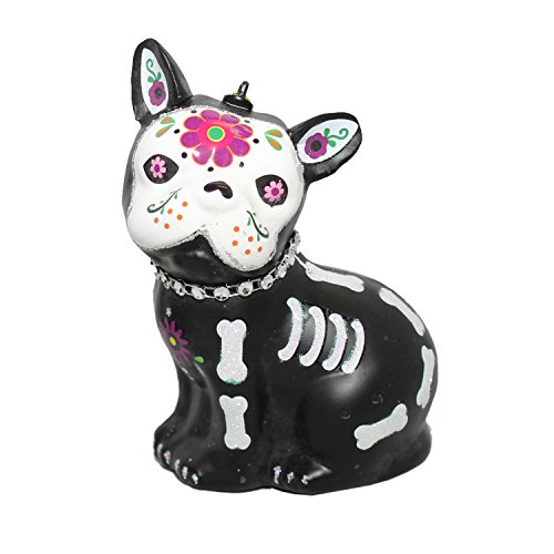 Day of the Dead Ornament (Dog)