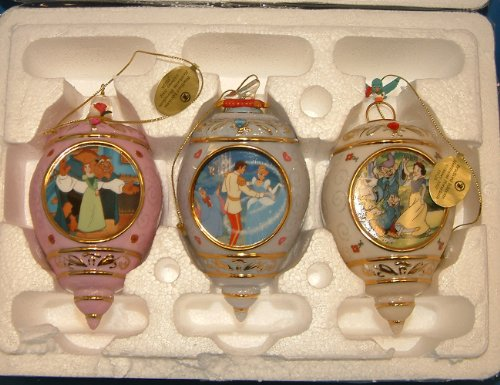 The Bradford Edition Ornament Disney Princesses Collection – 6th Issue