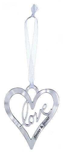 A Heart of Love Ornament by Ganz – Sisters Are Forever