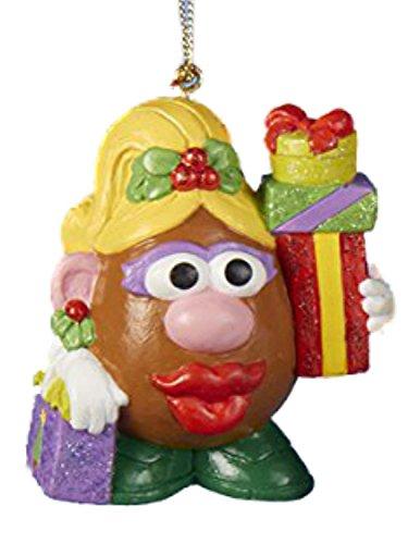 Mrs Potato Head Christmas Tree Holiday Ornament 43