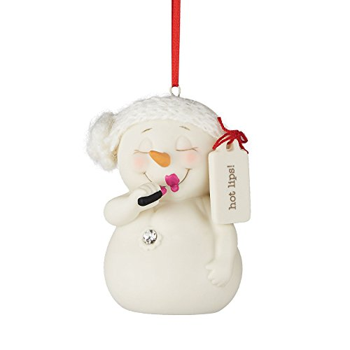 Department 56 Snowpinions From Hot Lips! Ornament 3.07″