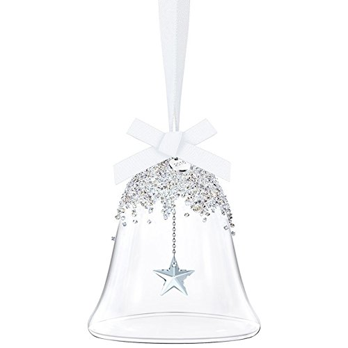 Swarovski Christmas Bell Ornament