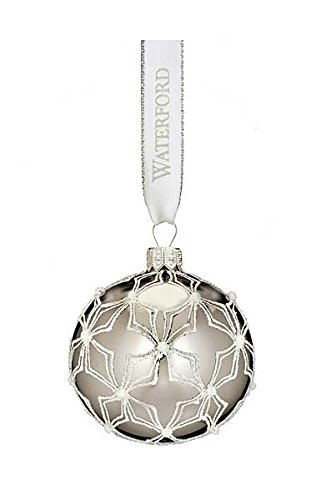 Waterford 2016 Holiday Heirloom Opulence Kinsale Ball Ornament